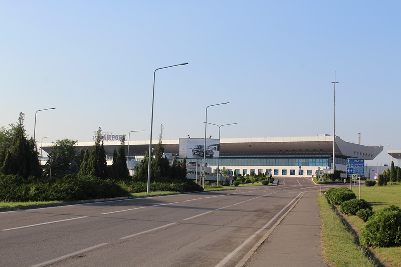 Chișinău International Airport (KIV) - Terminal
