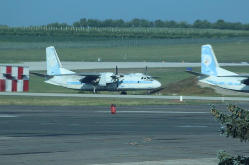 Chișinău International Airport (KIV) – AN-24 Air Moldova