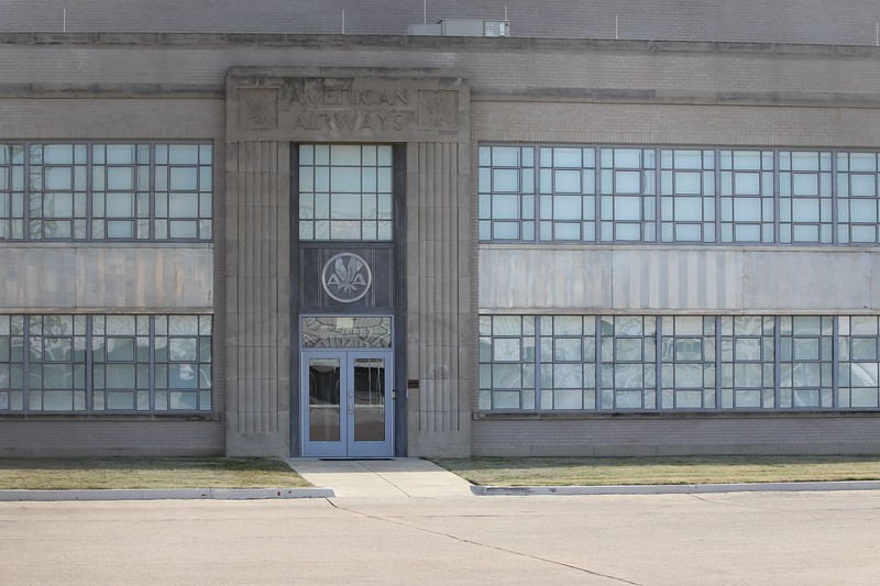 FTW Fort Worth Meacham - American Airways Hangar and Administration Building