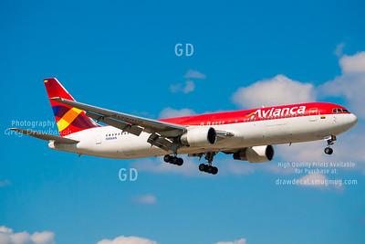 Avianca 767-300