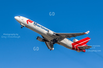 Martinair Cargo MD11F