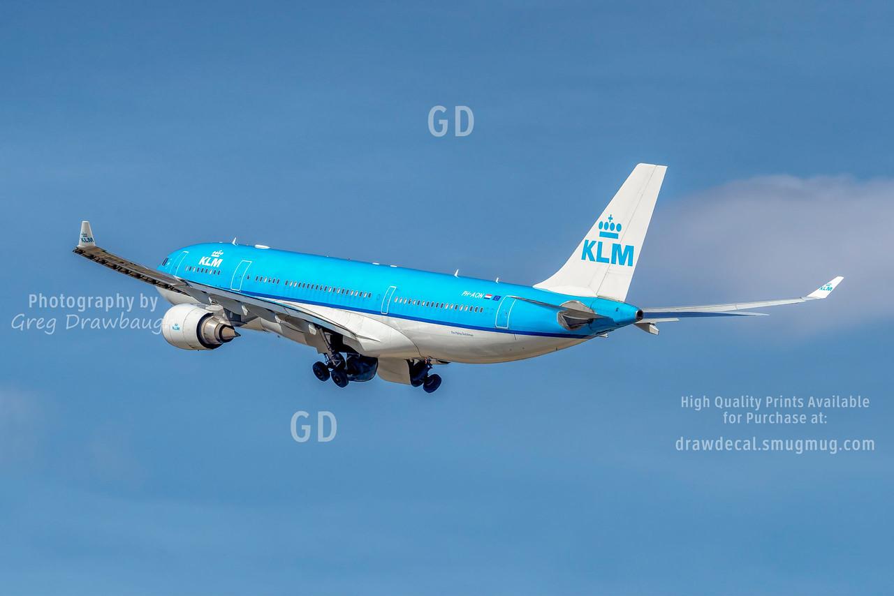 KLM Returns to MSP