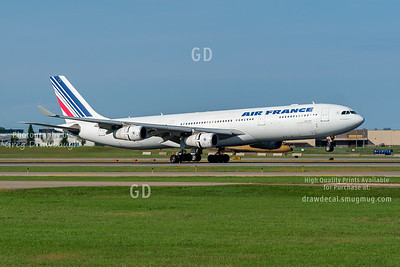 Air France A340
