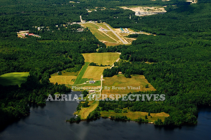 Twitchell's Airport/Seaplane Base   Turner, Maine - 3B5