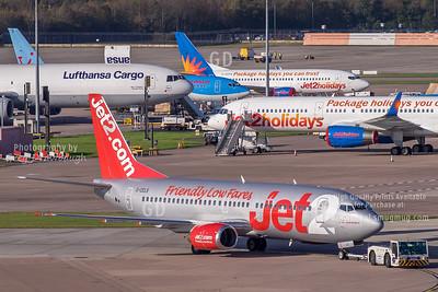 Jet2 737-300 G-CELS