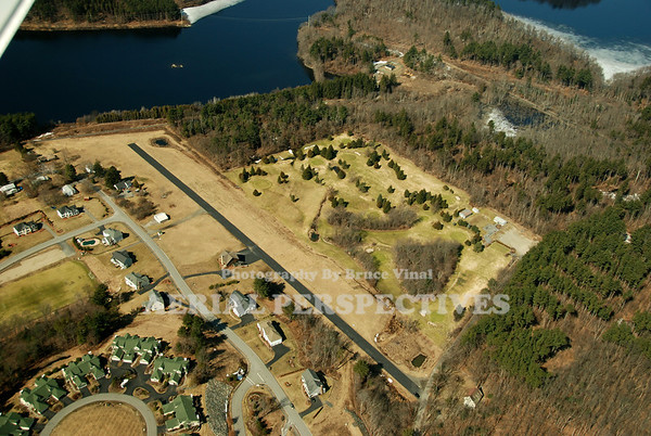 Private Airstrip in Southboro Ma.- To the right is The Stonybrook Golf Course