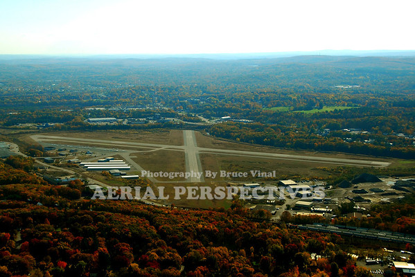 "Fitchburg Municipal (FIT) - A look down ""Two Zero""  Runway 32/14 4,510'x100' Runway 2/20 3,504'x75'"