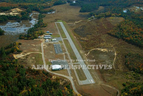 Gardner Airport - (KGDM) Runway 18/36  2,999' x 75'