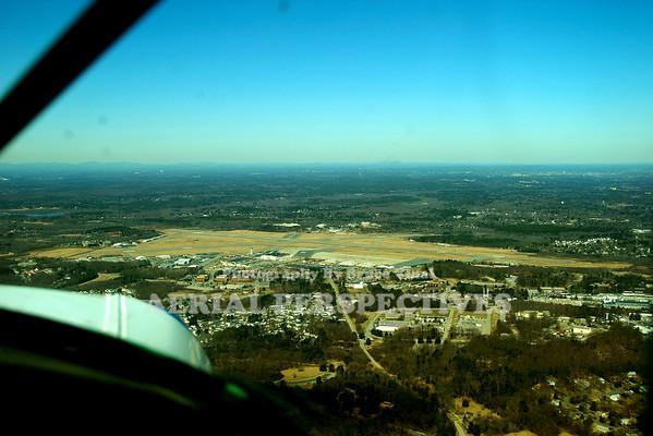 Hanscom AFB  Bedford Ma Runways  11/29 7,001' x 150'     5/23  5,106' x 150'