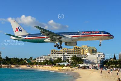 American at St Maarten