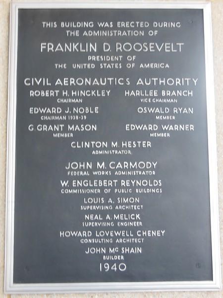 Washington Ronald Reagan National (DCA) - Cornerstone