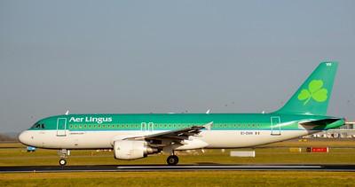 EI-DVH Dublin Airport 24 January 2015