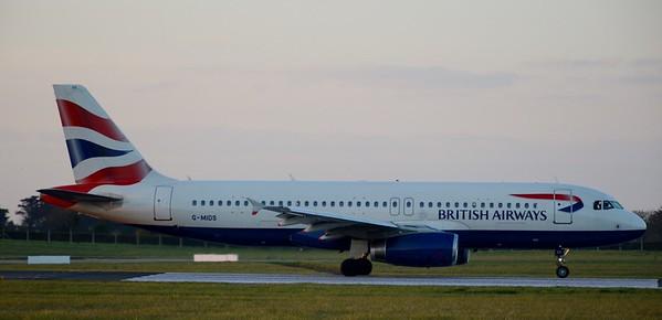G-MIDS Dublin Airport 6 April 2015
