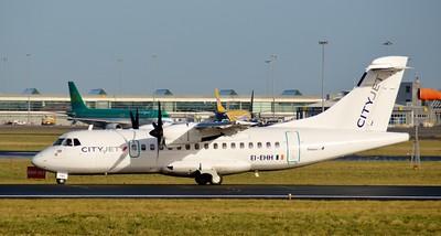 EI-EHH Dublin Airport 24 January 2015