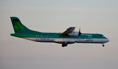 EI-FAU Dublin Airport 6 April 2015