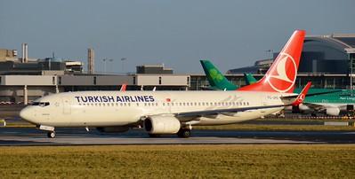 TC-JHS Dublin Airport 24 January 2015