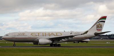 A6-EYR Dublin Airport 17 July 2016