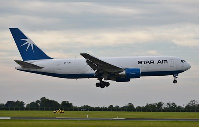 OY-SRH Dublin Airport 19 July 2016