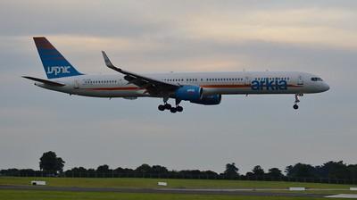4X-BAW Dublin Airport 19 July 2016