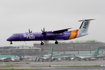 G-PRPD Dublin Airport 17 March 2017