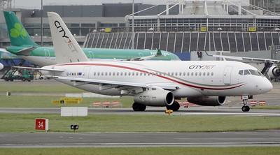 EI-FWA Dublin Airport 17 March 2017
