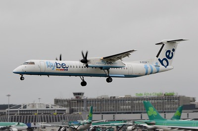 G-ECOF Dublin Airport 17 March 2017