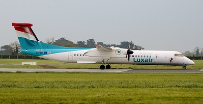 LX-LQI Dublin Airport 30 April 2017