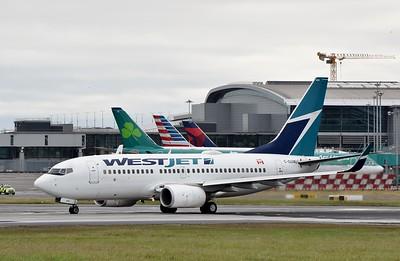 C-GUWJ Dublin Airport 16 June 2018