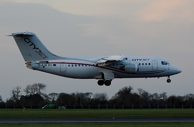 EI-RJW Dublin Airport 18 April 2018