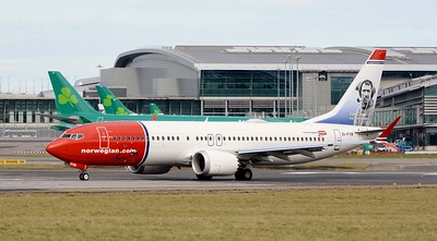 EI-FYB Dublin Airport 25 March 2018