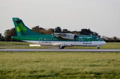 EI-GEV Dublin Airport 18 April 2018