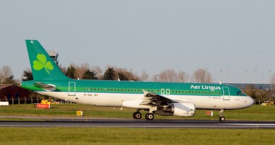 EI-GAL Dublin Airport 18 April 2018