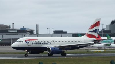 G-EUOA Dublin Airport 18 May 2013
