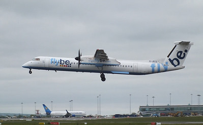 G-JECG Dublin Airport 18 May 2013
