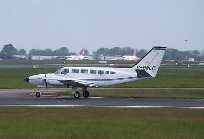 G-BWLF Dublin Airport 18 May 2013