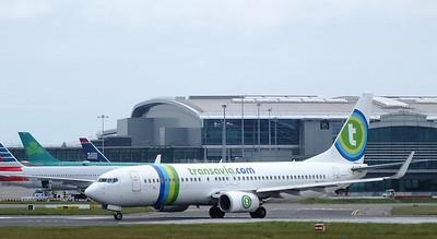 PH-HZJ Dublin Airport 18 May 2013