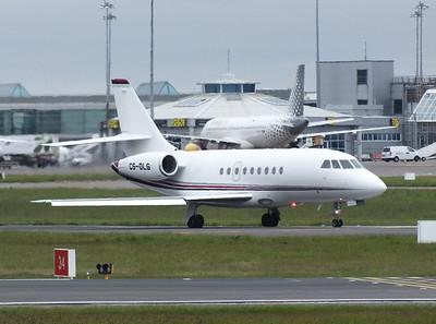 CS-DLG Dublin Airport 18 May 2013
