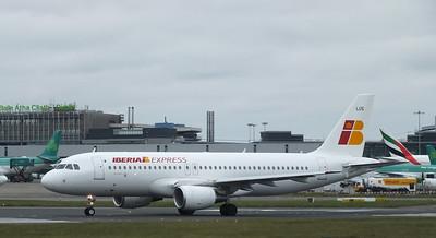 EC-LUS Dublin Airport 18 May 2013