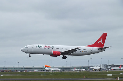 EC-LTG Dublin Airport 18 May 2013