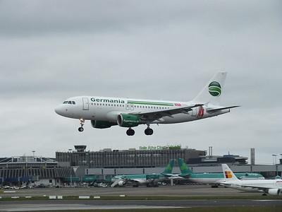 D-ASTZ Dublin Airport 18 May 2013