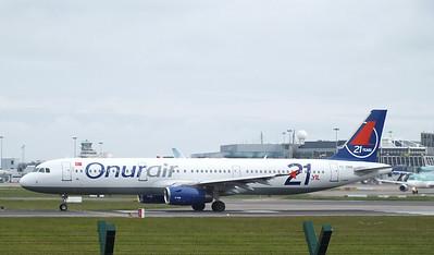 TC-OBR Dublin Airport 18 May 2013