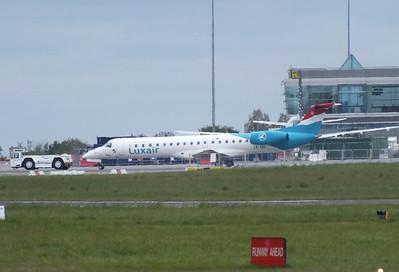 LX-LGI Dublin Airport 18 May 2013