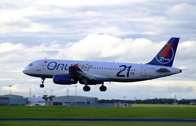 TC-OBD Dublin Airport 10 August 2013