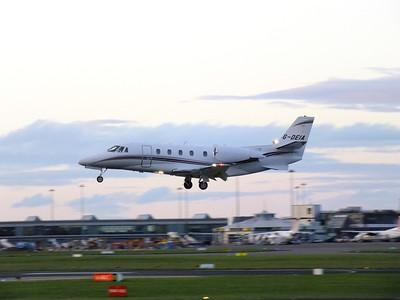 G-DEIA Dublin Airport 10 August 2013