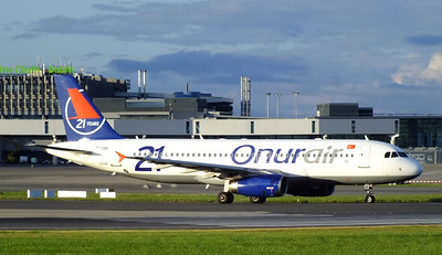 TC-OBI Dublin Airport 10 August 2013