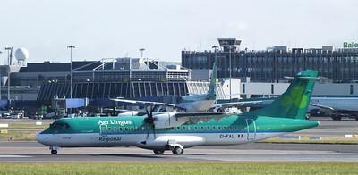 EI-FAU Dublin Airport 28 July 2013