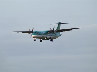 EI-REL Dublin Airport 4 July 2013