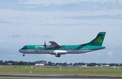 EI-FAT Dublin Airport 28 July 2013