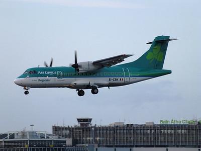 EI-CBK Dublin Airport 4 July 2013