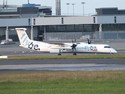 G-ECOJ Dublin Airport 4 July 2013